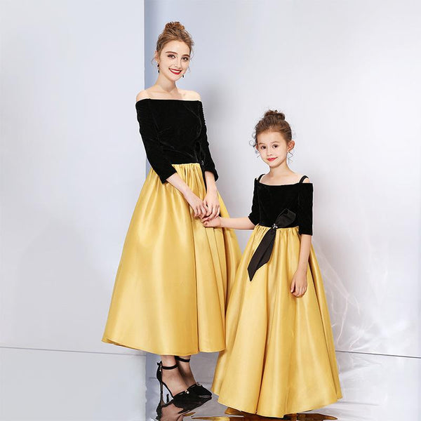 High-end Princess Gown Dress (customize) - dresslikemommy.com