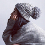 Knit Winter Hat - dresslikemommy.com