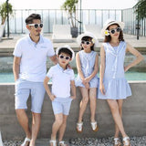 Matching Family Outfit Dress & T-shirt - dresslikemommy.com