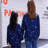Matching Long-Sleeved Shirt - dresslikemommy.com