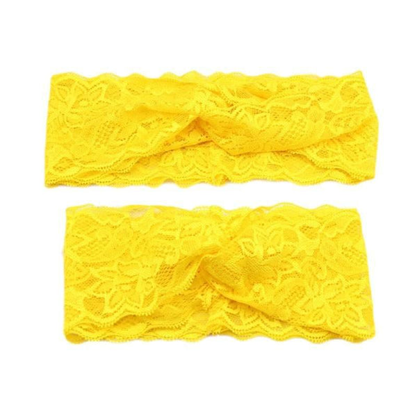 Mom and Me Matching Twisted Head Wraps Set-Headbands-dresslikemommy.com