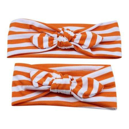 Mommy and Me Knot Headwrap Headband Set - dresslikemommy.com