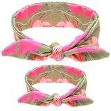 Mommy and Me Top Knots Headband Set-Headbands-dresslikemommy.com