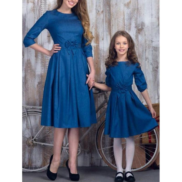 Mommy & Daughter Party Princess Dress-Dresses-dresslikemommy.com
