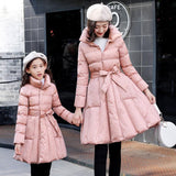 Mommy & Me Cotton Padded Winter Coat - dresslikemommy.com