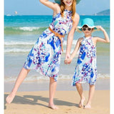 Mommy & Me Hawaiian Summer Dress - dresslikemommy.com