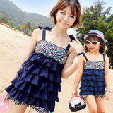 Mother and daughter matching swimsuit-Swimsuits-dresslikemommy.com