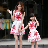 Mother Daughter Floral Dress - dresslikemommy.com
