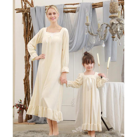 Mother Daughter Matching Nightgowns - dresslikemommy.com