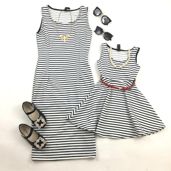 Mother Daughter Matching Sundress Outfit-Dresses-dresslikemommy.com