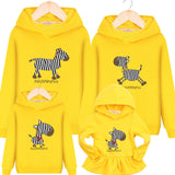 Family Matching Clothes Hoodies Long Sleeve - dresslikemommy.com