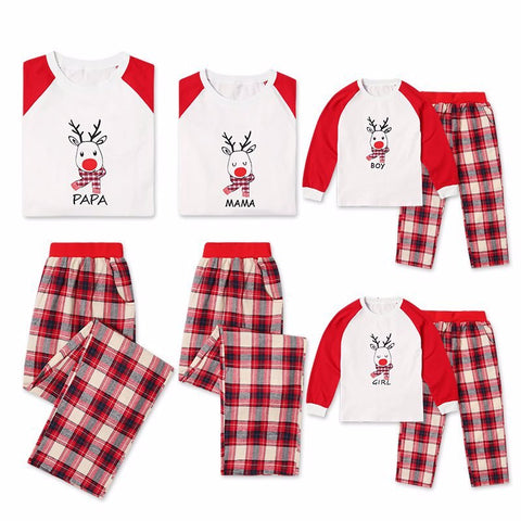 High Quality Family Pajamas Christmas - dresslikemommy.com