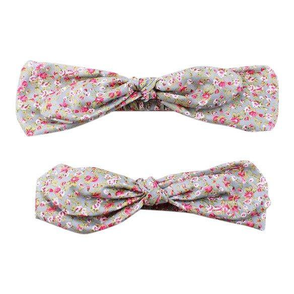 Rabbit Ear Hairband for Mother & Daughter Set - dresslikemommy.com