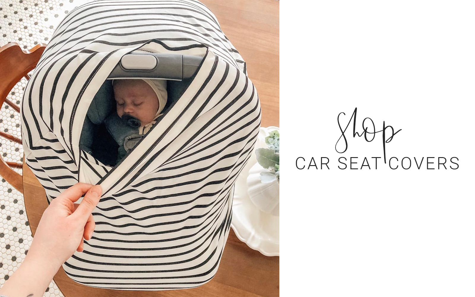 car seat covers - mylittlebabybug