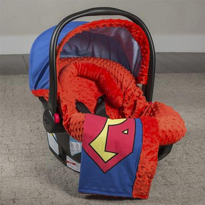 Superman by Canopy Couture | Superhero Whole Caboodle-www.mylittlebabybug.com