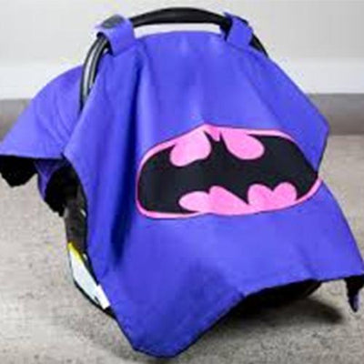 Batgirl Superhero Whole Caboodle Canopy by Couture | www.mylittlebabybug.com