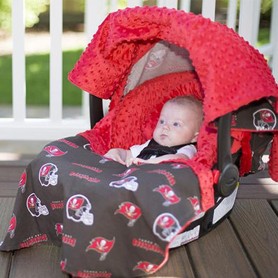 Tampa Bay Buccaneers NFL Licensed Whole Caboodle by Canopy Couture | www.mylittlebabybug.com