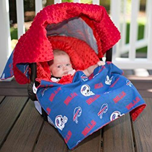 Buffalo by NFL Licensed Whole Caboodle by Canopy Couture | www.mylittlebabybug.com