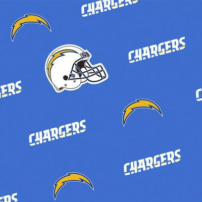San Diego Chargers NFL Licensed Whole Caboodle by Canopy Couture | www.mylittlebabybug.com