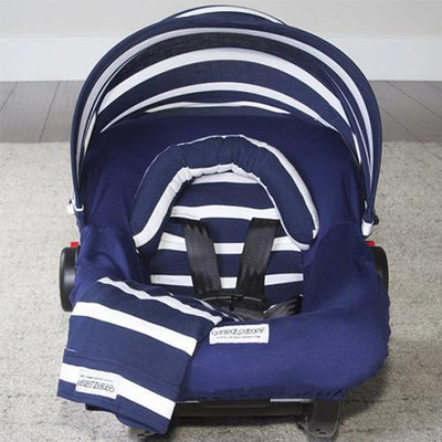 Lucas Car Seat Whole Caboodle by Canopy Couture | www.mylittlebabybug.com