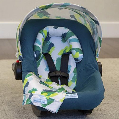 Dylan Car Seat Cover Whole Caboodle by Canopy Couture | www.mylittlebabybug.com