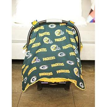 Green Bay Packers Canopy-www.mylittlebabybug.com