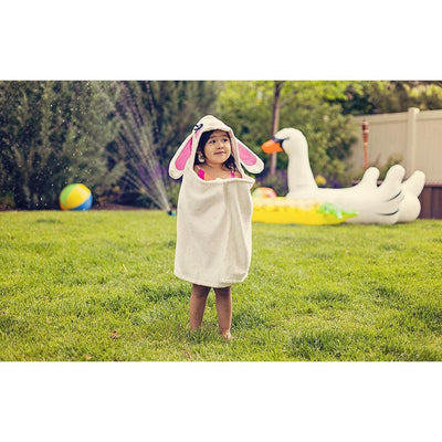 Bunny Hooded Towel - Infant to Adult Sizes-www.mylittlebabybug.com