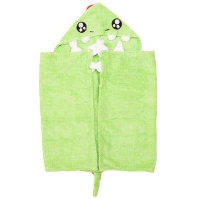 Hugasaurus Dinosaur Hooded Towel - Infant to Adult Sizes-www.mylittlebabybug.com