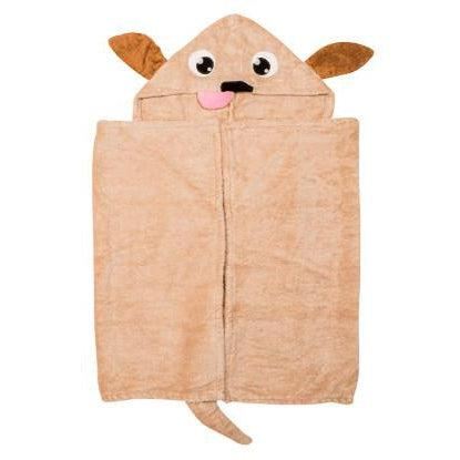 Mutt Puppy Hooded Towel - My Little Baby Bug
