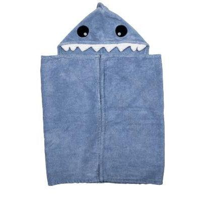 Shamus Shark Hooded Towel - My Little Baby Bug