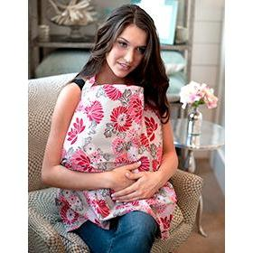Natalie Privacy Nursing Cover Udder by Covers | www.mylittlebabybug.com