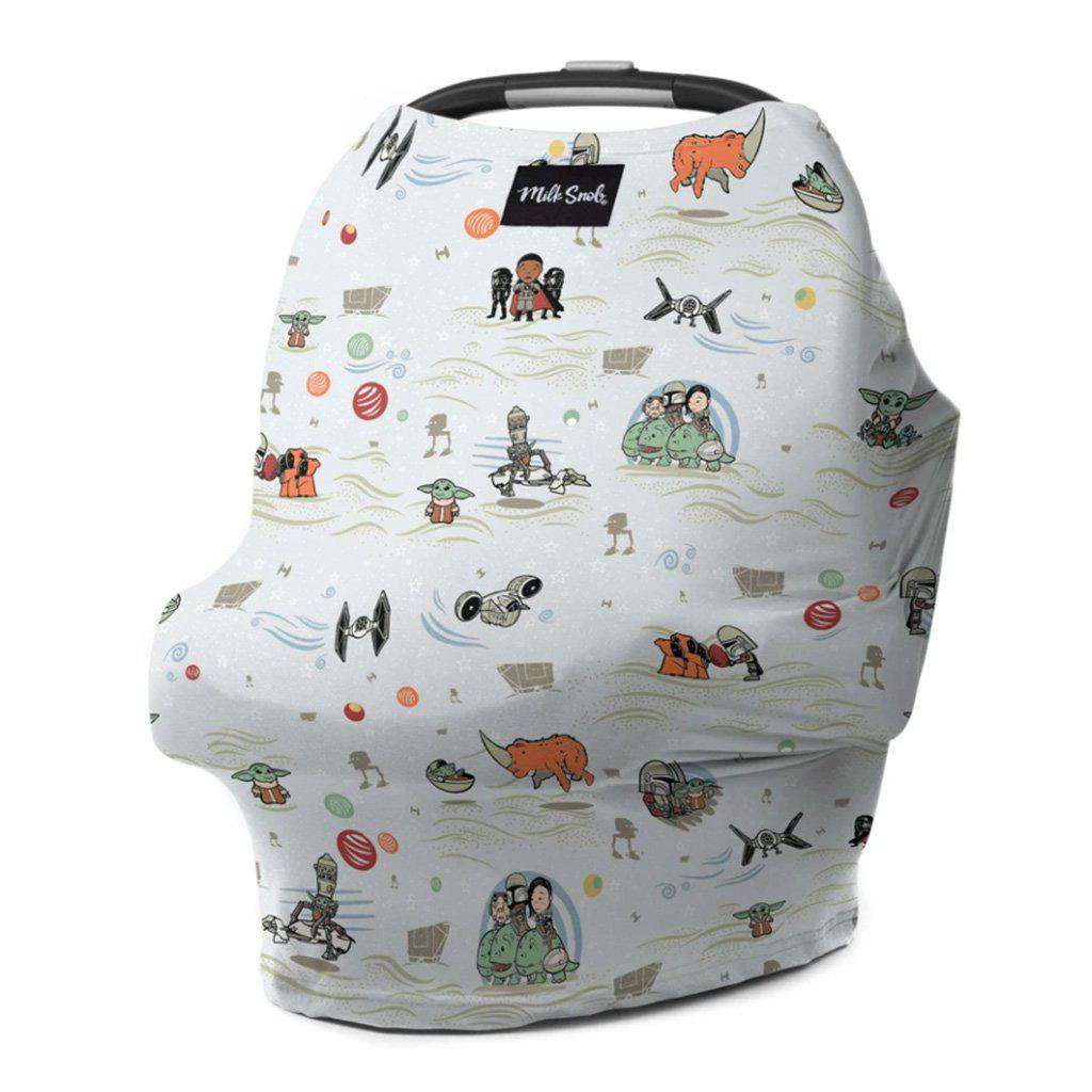 Star Wars™ The Mandalorian Multi-Use Canopy by Milk Snob - My Little Baby Bug
