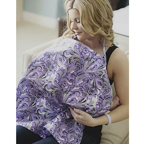 Aubrey Privacy Nursing Cover Udder by Covers - My Little Baby Bug