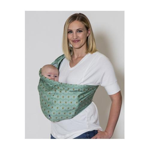 Aeyen Adjustable Pouch Baby Sling Carrier by Hotslings | www.mylittlebabybug.com