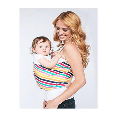 Spectrum Adjustable Pouch Baby Sling Carrier by Hotslings | www.mylittlebabybug.com