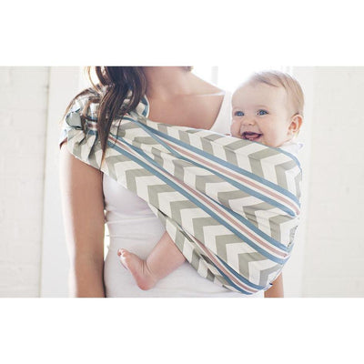 Horizon Adjustable Pouch Baby Sling Carrier by Hotslings | www.mylittlebabybug.com