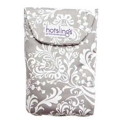 Overcast by Hotslings | Adjustable Pouch Baby Sling Carrier-www.mylittlebabybug.com