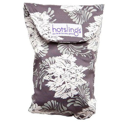Reflections Adjustable Pouch Baby Sling Carrier by Hotslings | www.mylittlebabybug.com