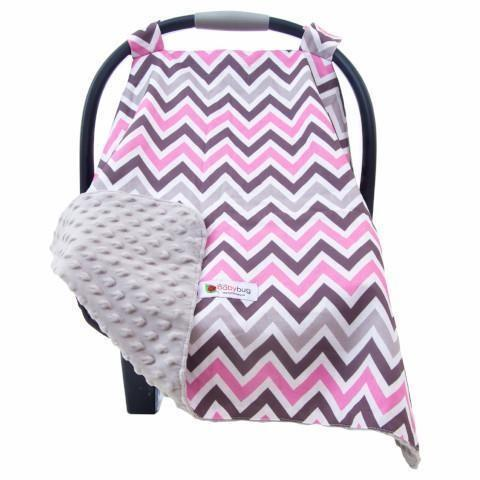 Lily Car Seat Canopy Cover by My Little Baby Bug - My Little Baby Bug