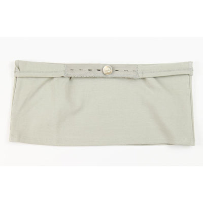 Light Gray Maternity Band by Belly Button | www.mylittlebabybug.com