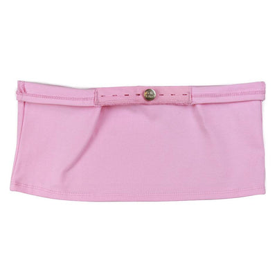 Pink Maternity Band by Belly Button | www.mylittlebabybug.com
