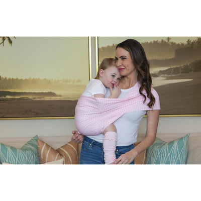 Winnie Everyday Baby Sling Pouch Carrier by Seven Baby | www.mylittlebabybug.com