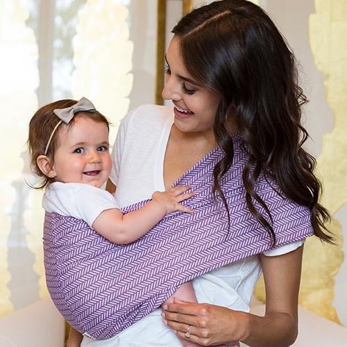 Koi Everyday Baby Sling Pouch Carrier by Seven Baby | www.mylittlebabybug.com