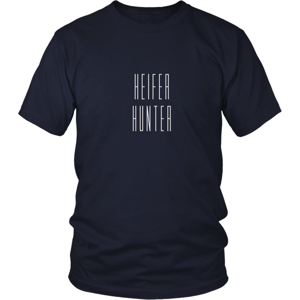 Heifer Hunter Blue Black