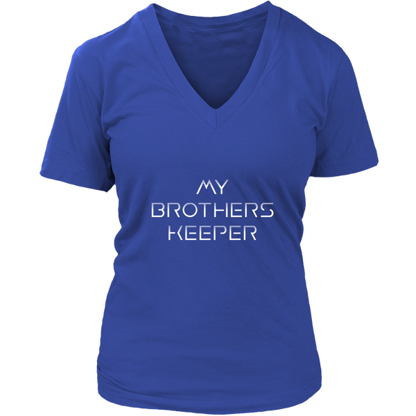 My Brothers Keeper V-Neck