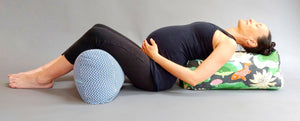 Perfect Pregnancy Friend: A Yoga Bolster