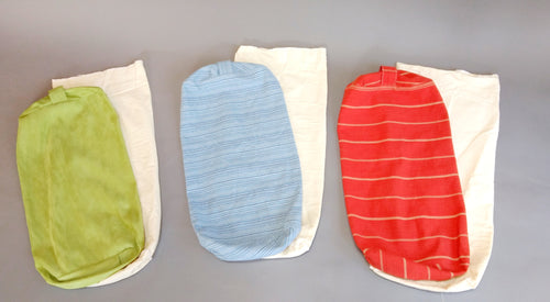 Bolster Covers Inner and Outer (no filling)