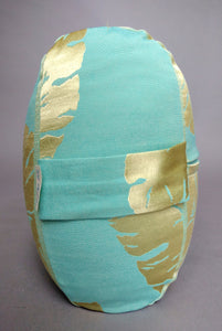 Yoga Bolster Gold Leaf