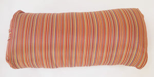 minga lily Yoga Bolster stripes