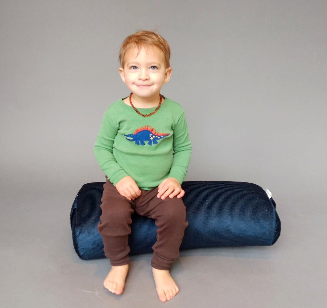 Yoga Bolster Midnight Cord